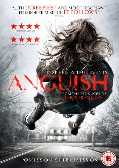 Anguish DVD