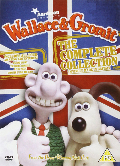 Wallace and Gromet DVD