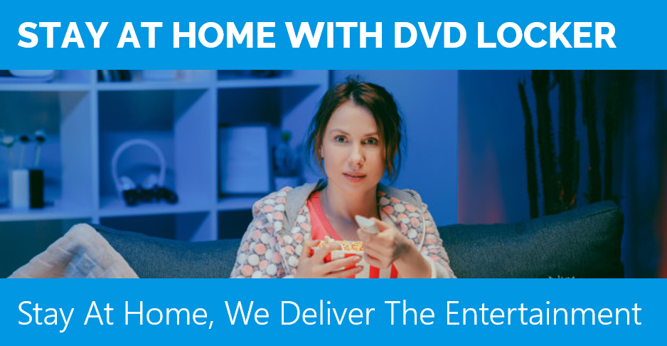Stay At Home with DVD Locker