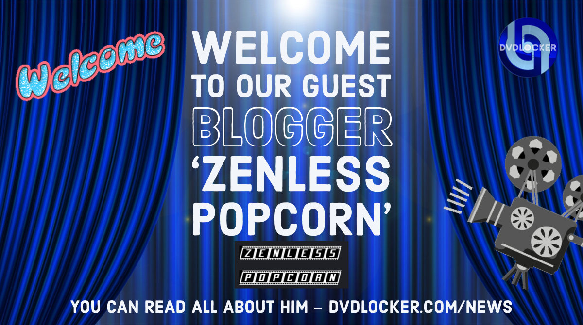 We have a guest blogger..
